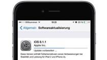 Gro�e Fehlerbereinigungen: iOS 8.1.1 und Apple TV 7.0.2 sind da