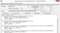 LicenseCrawler - Seriennummern auslesen