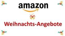 Amazon legt nach dem Cyber-Monday mit Weihnachtsangeboten nach