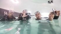 Sony er�ffnet kuriosen Unterwasser-'Xperia Aquatech Store' in Dubai