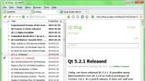 QuiteRSS - Simpler Gratis-RSS-Reader