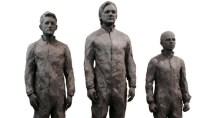 Julian Assange wirbt f�r Statue seiner selbst und erntet Spott