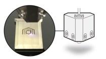 Kickstarter-Projekt Flux: 3D-Druck, Scan und Gravur in billig