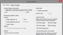 LAV Filters - Audio- und Video-Codec-Sammlung