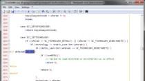 Notepad2-mod - Praktische Alternative zum Windows-Editor