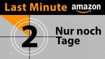 Endspurt für Amazons Herbst-Angebote: Die Highlights von Tag 6