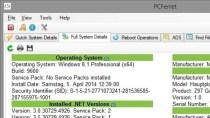 PCFerret - Kostenloses Tool zur PC-Analyse