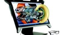 Neue HP-Monitore: Hologramm-3D, billiges 5K und gebogene 34 Zoll
