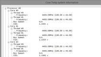 Core Temp - Tool zur CPU-Temperaturüberwachung