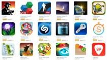 Amazon verschenkt 37 Apps im Wert von zusammen �ber 100 Euro