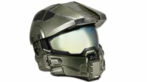 Halo-Helm für Motorradfahrer: Master Chief-Nachbau erhält Zulassung