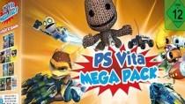 Amazon-Schnäppchen: Sony PS Vita Mega Pack mit 10 Games