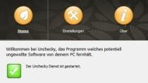 Unchecky - Installation von Malware verhindern