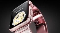 Diamanten, Gold & Platin: Apple Watch f�r 115.000 Dollar vorgestellt