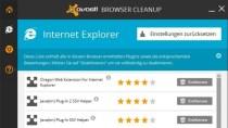Avast Browser Cleanup - L�stige Toolbars entfernen