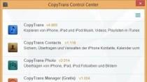 CopyTrans Suite - Tool-Sammlung f�r iPhone, iPad und iPod