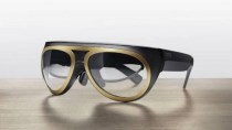 So geht's: Fujitsu zeigt Datenbrille, wie man sie sich vorstellt