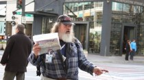 Tirade gegen Obdachlose: Das Netz hat neuen meistgehassten Mann