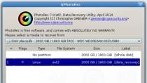 PhotoRec 7 - Datenrettungs-Werkzeug
