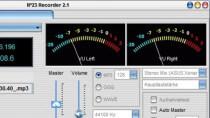 No23 Recorder - Audioaufnahme und CD-Ripping