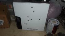 Störrischer Dell-PC wurde vom Besitzer schlicht erschossen