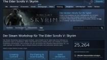 Steam: �rger rund um Einf�hrung von Bezahl-Mods f�r Skyrim