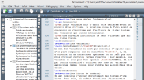 Texmaker - Freier LaTeX-Editor
