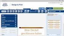 Avery Zweckform Design & Print - Etiketten gestalten und drucken