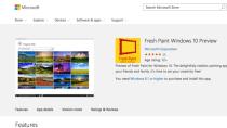 Microsoft veröffentlicht Vorschau für Fresh Paint für Windows 10