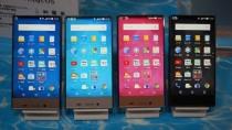 Sharp bringt beinahe randloses Smartphone in der zweiten Auflage