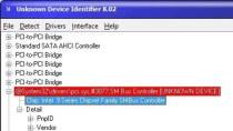 Unknown Device Identifier - Unbekannte Hardware identifizieren