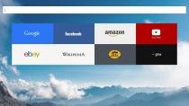 Yandex.Browser - Browser mit Virenscanner und Turbo-Modus