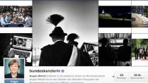 Nach Troll-Flut: Merkel-Instagram-Konto l�scht alle russischen Posts