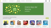 Gratis-App der Woche ab sofort auch bei Google Play