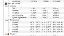 HWMonitor - Hardware-Sensoren auslesen