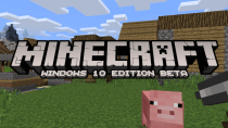 Minecraft Windows 10 Edition Beta: Angepasste Version ab 29. Juli
