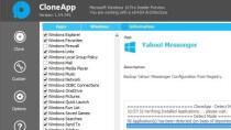 CloneApp - Programmdaten sichern und wiederherstellen