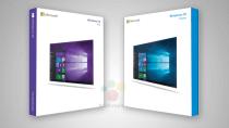 Windows 10 Boxshots: Soll so das Design der Verpackung aussehen?