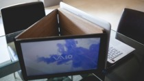 Slidenjoy: Dual- oder Triple-Display-Aufsatz f�r Notebooks geplant