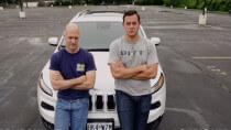 Riskantes Experiment: Hacker steuern Jeep in den Graben