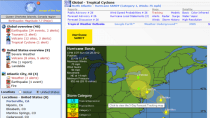Earth Alerts - Naturkatastrophen verfolgen