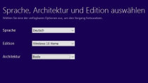 Media Creation Tool - Windows 10 ISO-Datei herunterladen