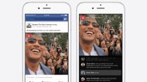 Facebook startet Live-Video-Streaming für Promis