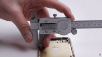 Nach Bendgate: iPhone 6S wird seitlich dicker, aber dennoch leichter