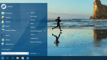 Start10: Startmenü von Windows 10 im Look von Windows 7