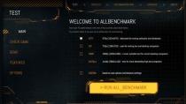 ALLBenchmark Catzilla 1.4 - Benchmark f�r Spiele-PCs