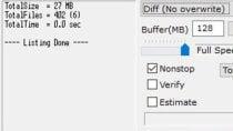 FastCopy - Dateien schneller kopieren und verschieben
