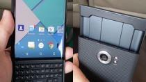 Neue Fotos und erste Details zum Android-Blackberry Venice