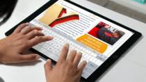 Alles guckt aufs iPhone - Apple erhöht Preise beim iPad Pro