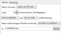 Dataram RAMDisk - Arbeitsspeicher als virtuellen Datentr�ger nutzen